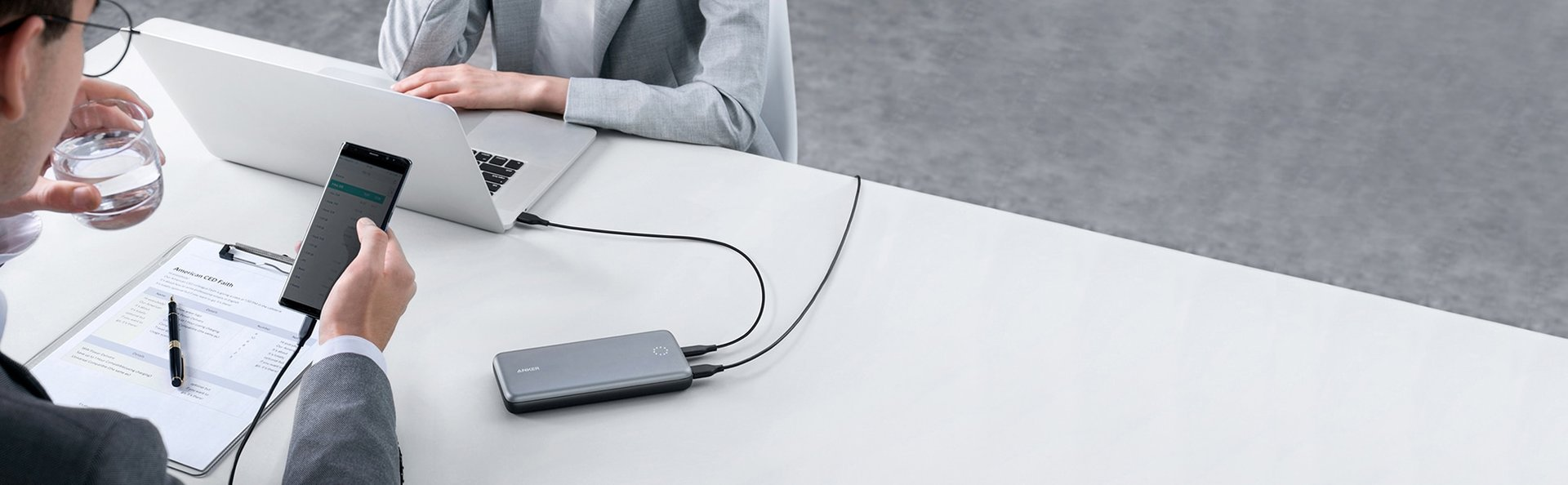 High Capacity Portable Chargers