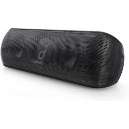Anker Soundcore Motion+ Bluetooth Speaker with Hi-Res 30W Audio Extended Bass and Treble Wireless HiFi Portable Speaker with App and USB-C IPX7 Waterproof 12-Hour Playtime Customizable EQ