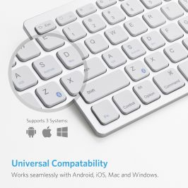 Anker Ultra-Slim Bluetooth Keyboard