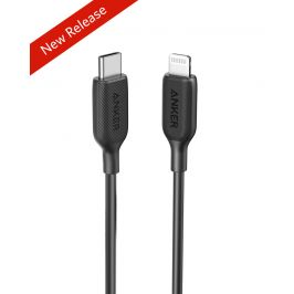 Anker Powerline III USB C to Lightning Cable (6 ft)