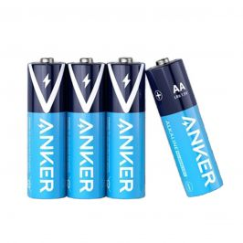Anker Alkaline AA Batteries (4-Pack)