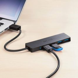 Anker 4-Port USB 3.0 Ultra Slim Data Hub