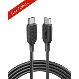 Anker Powerline III USB-C to USB-C Fast Charging Cord (6 ft)