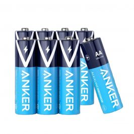 Anker Alkaline AA Batteries (8-Pack)
